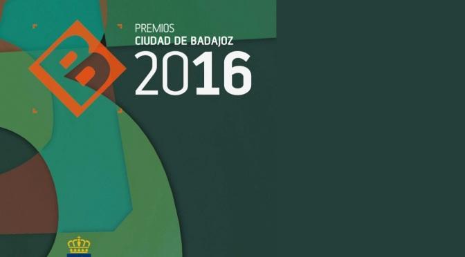 Finalista del Premio internacional de novela Ciudad de Badajoz 2016