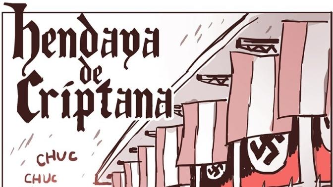 Hendaya de Criptana, premio del jurado I Concurso Microrrelatos Signo Editores 2017