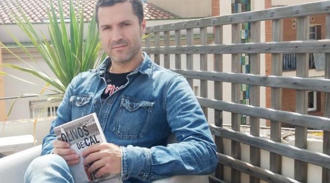Olivos de cal, una novela de ficción sobre la sierra sur real